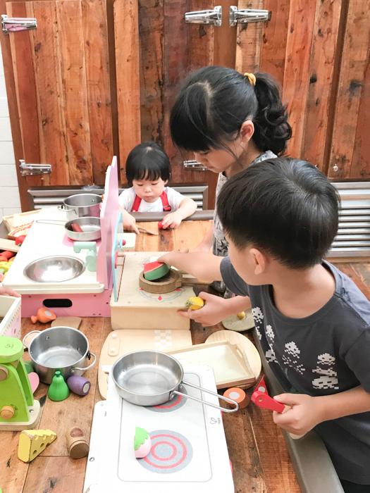 台北親子餐廳@農人餐桌