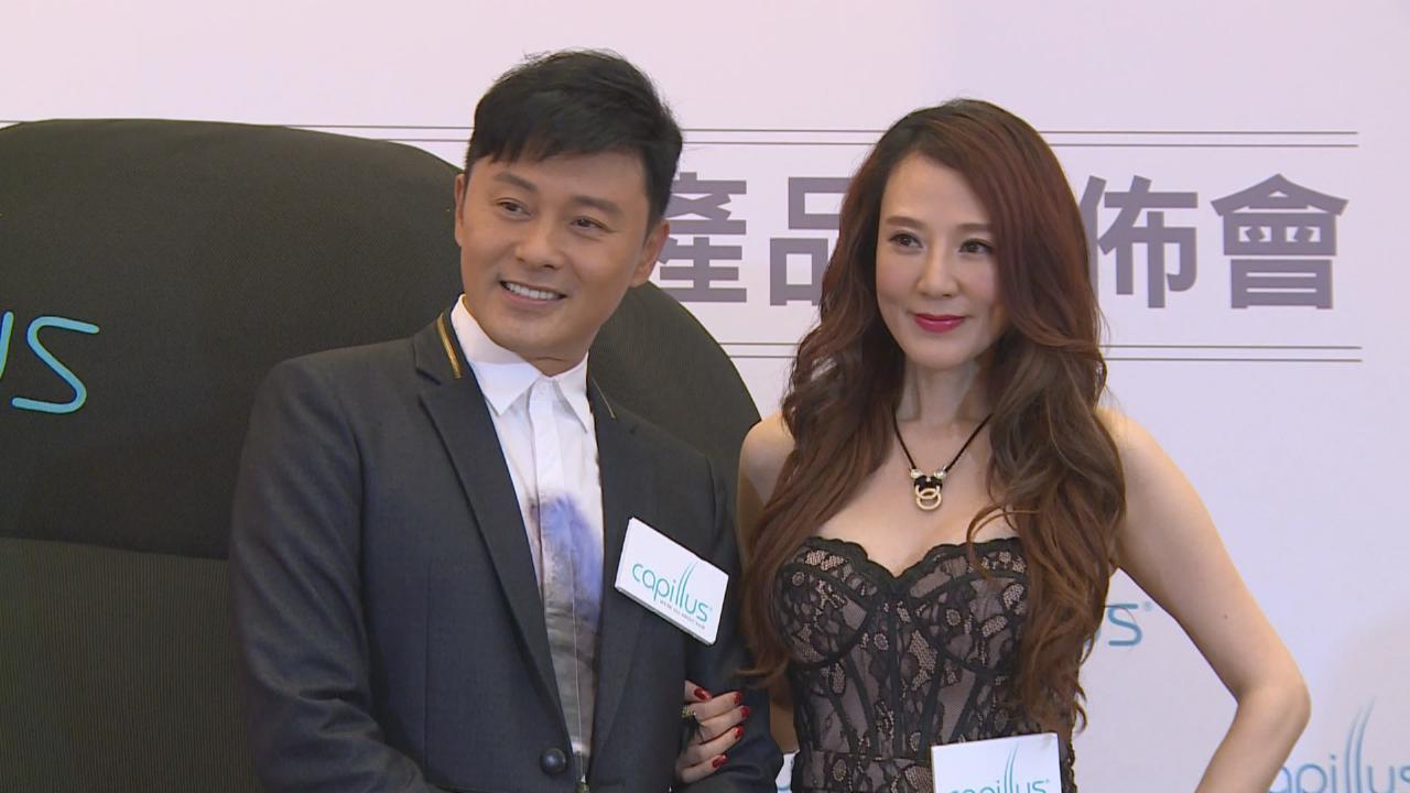 曹永廉康華分享護髮心得 透露拍古裝劇令頭髮受損