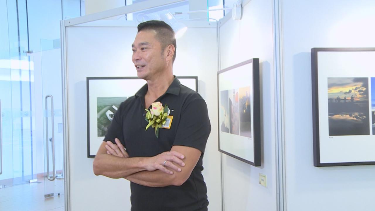 鄧達智寄語同業新鮮人 對香港時裝界前景充滿信心