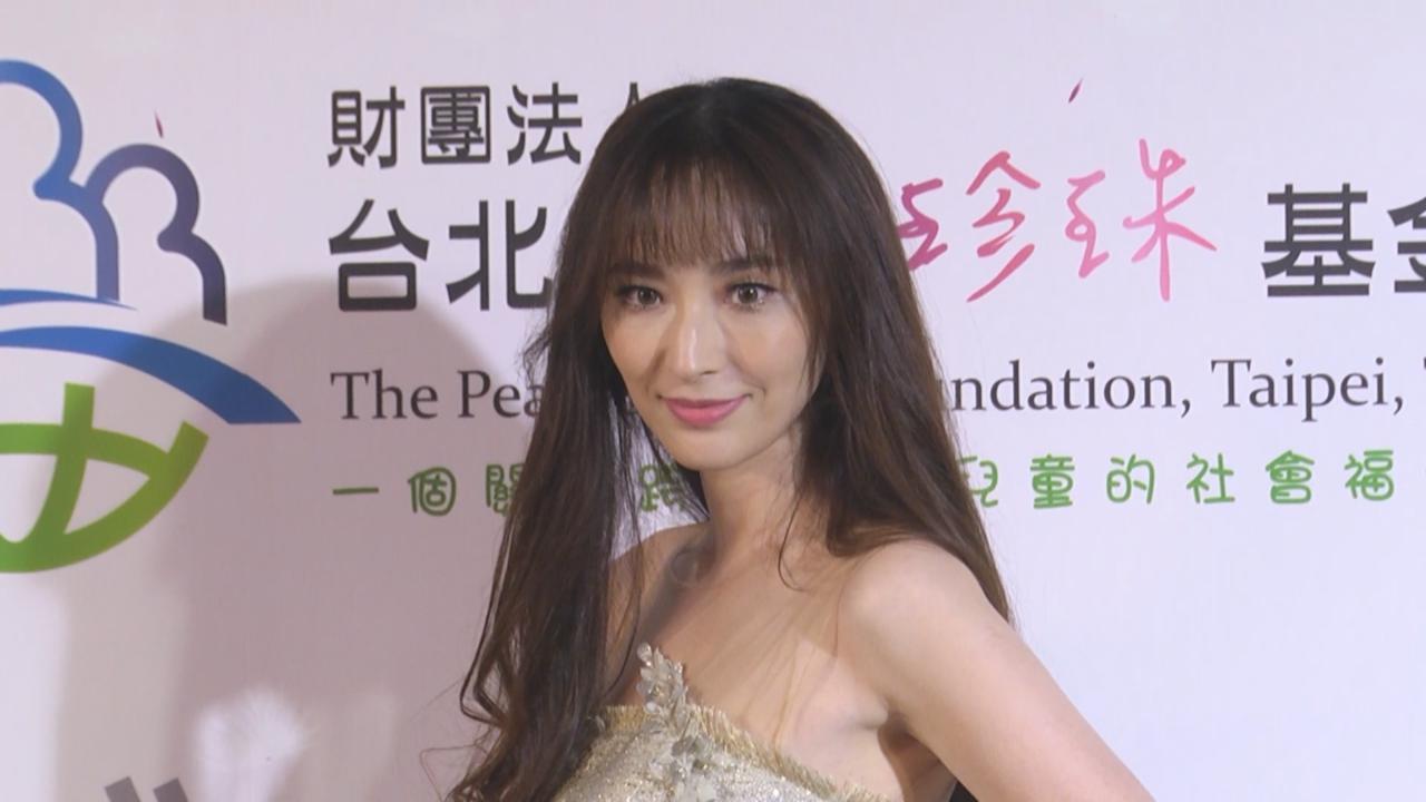 (國語)吳佩慈出席慈善活動 笑言做慣媽媽怕面對鏡頭