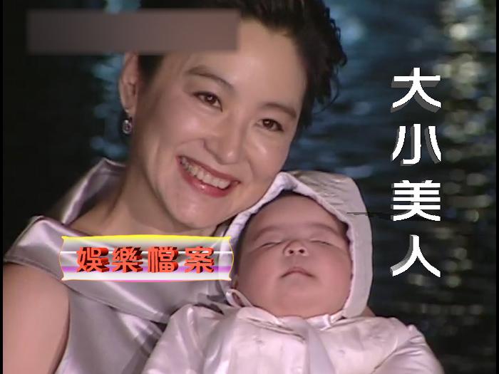 46歲林青霞再誕女兒