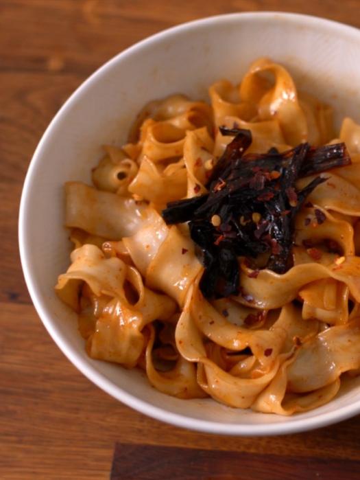 蔥油拌麵/椒麻拌麵 Spring Onion Mixed Noodles / Sichuan Peppercorn Mixed Noodles