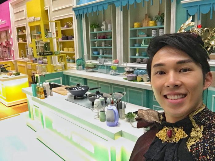 Prince x 美女廚房 ?
