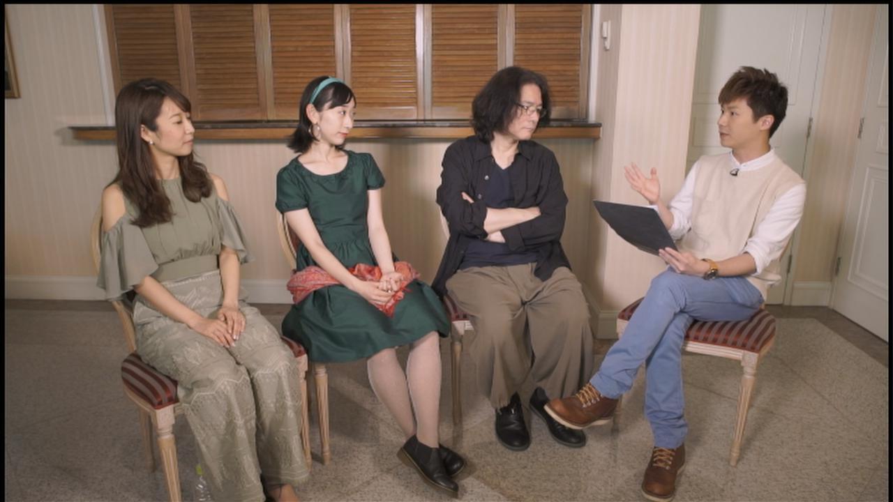 岩井俊二領軍樂團以音樂表達世界觀 椎名琴音笑指與導演無代溝
