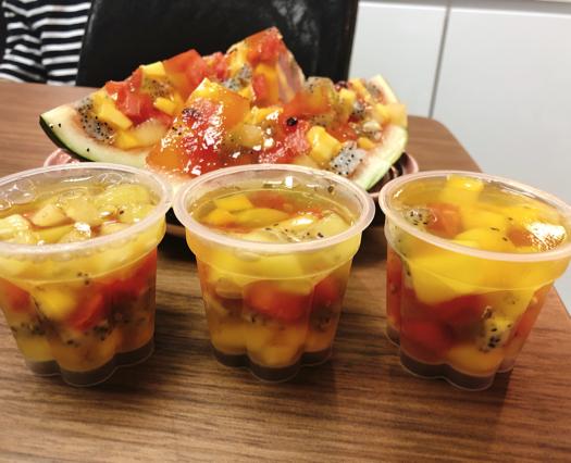 #水果果凍 #消暑甜品