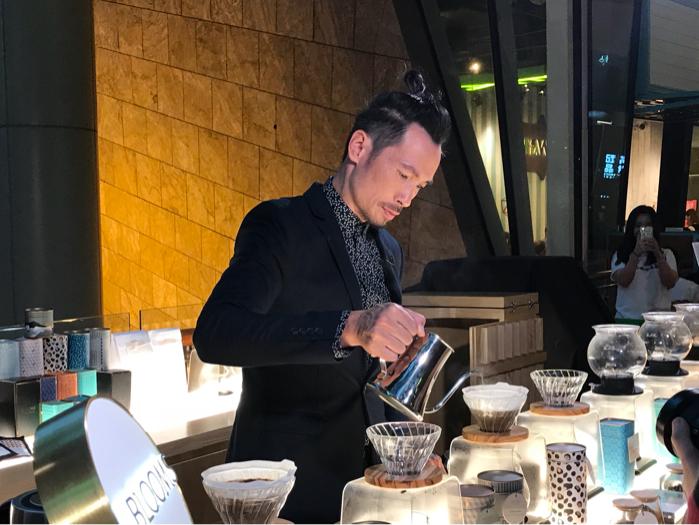 咖啡大師陳豪有好嘢介紹
