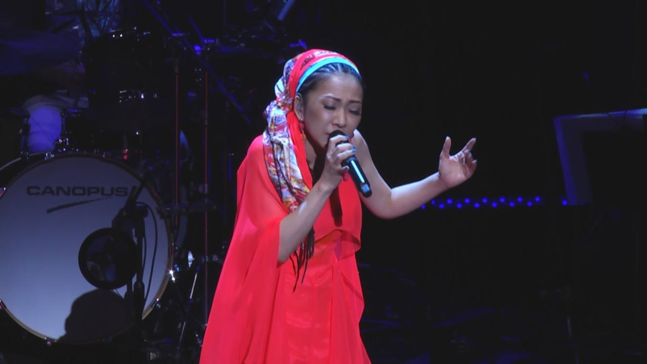 台灣為巡唱揭開序幕 日本R&B天后MISIA展現鐵肺唱功