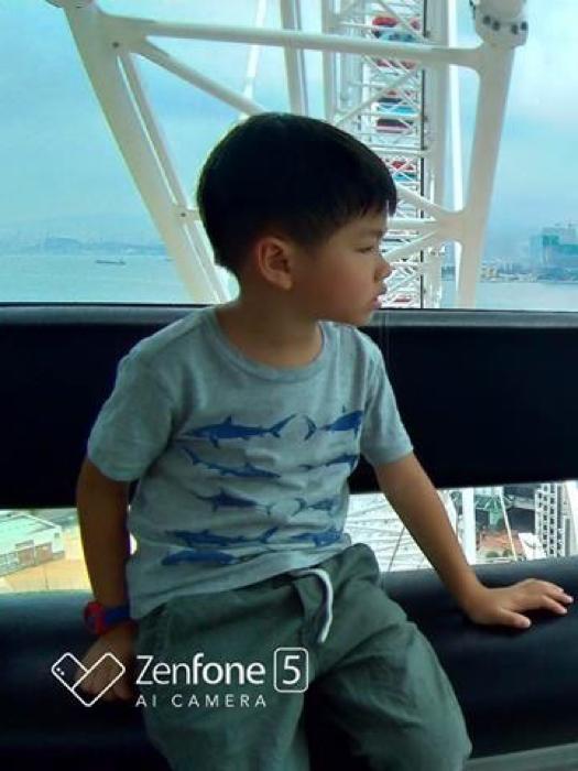親子遊 x ASUS ZenFone 5