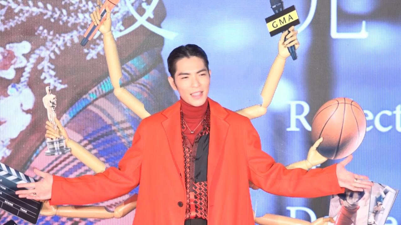 獲邀擔任金曲獎主持人 蕭敬騰坦然面對外界評論