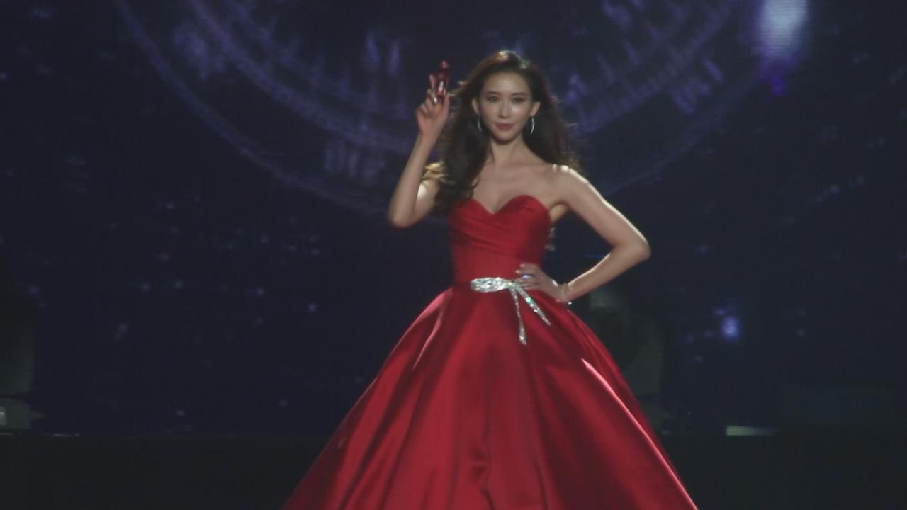 (國語)張庭自家品牌舉行周年活動 嘉賓林志玲艷壓全場