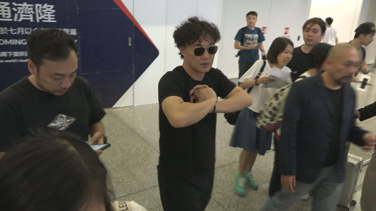 (國語)陳奕迅三奪金曲歌王 自爆賽前沒信心得獎