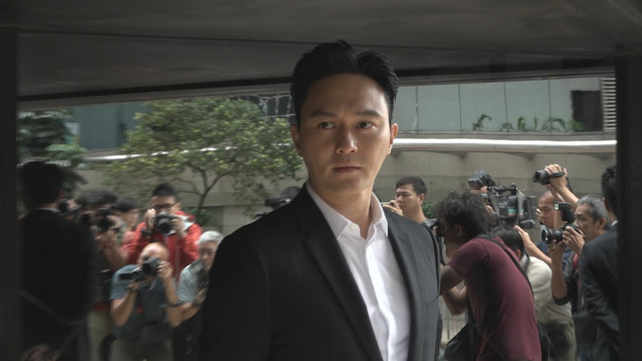(國語)前經紀人涉私吞代言費差價 張智霖為案件出庭作供