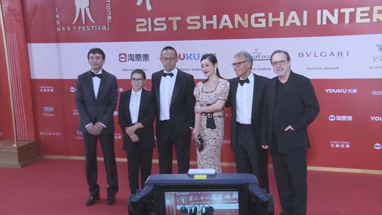 (國語)Jesse Eisenberg首次到訪上海出席電影節 期待赴上海拍電影