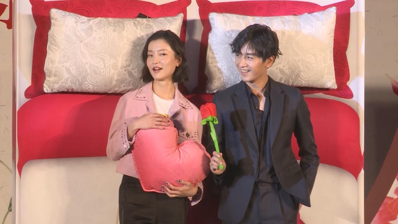 戲中與杜鵑飾演情侶 陳曉曾擔心與拍檔難溝通