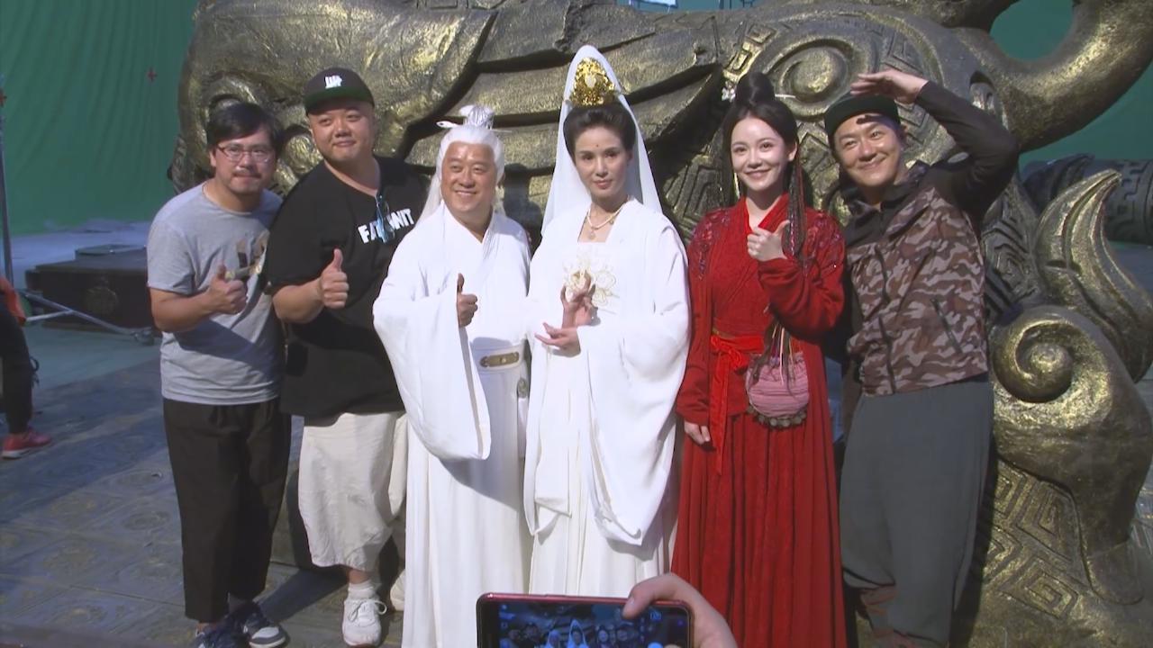 曾志偉喜與新晉導演合作 大力支持網絡大電影