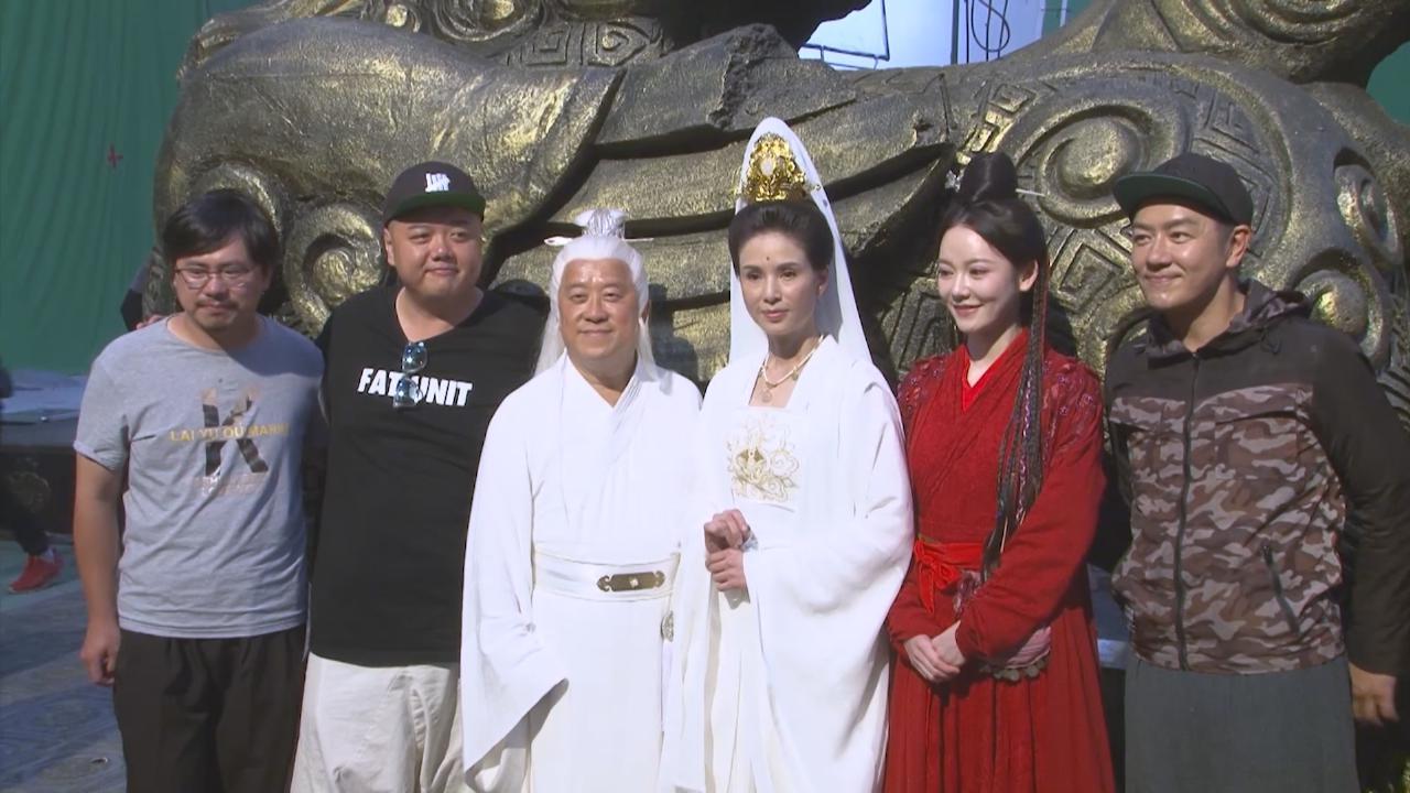 (國語)曾志偉喜與新晉導演合作 大力支持網絡大電影