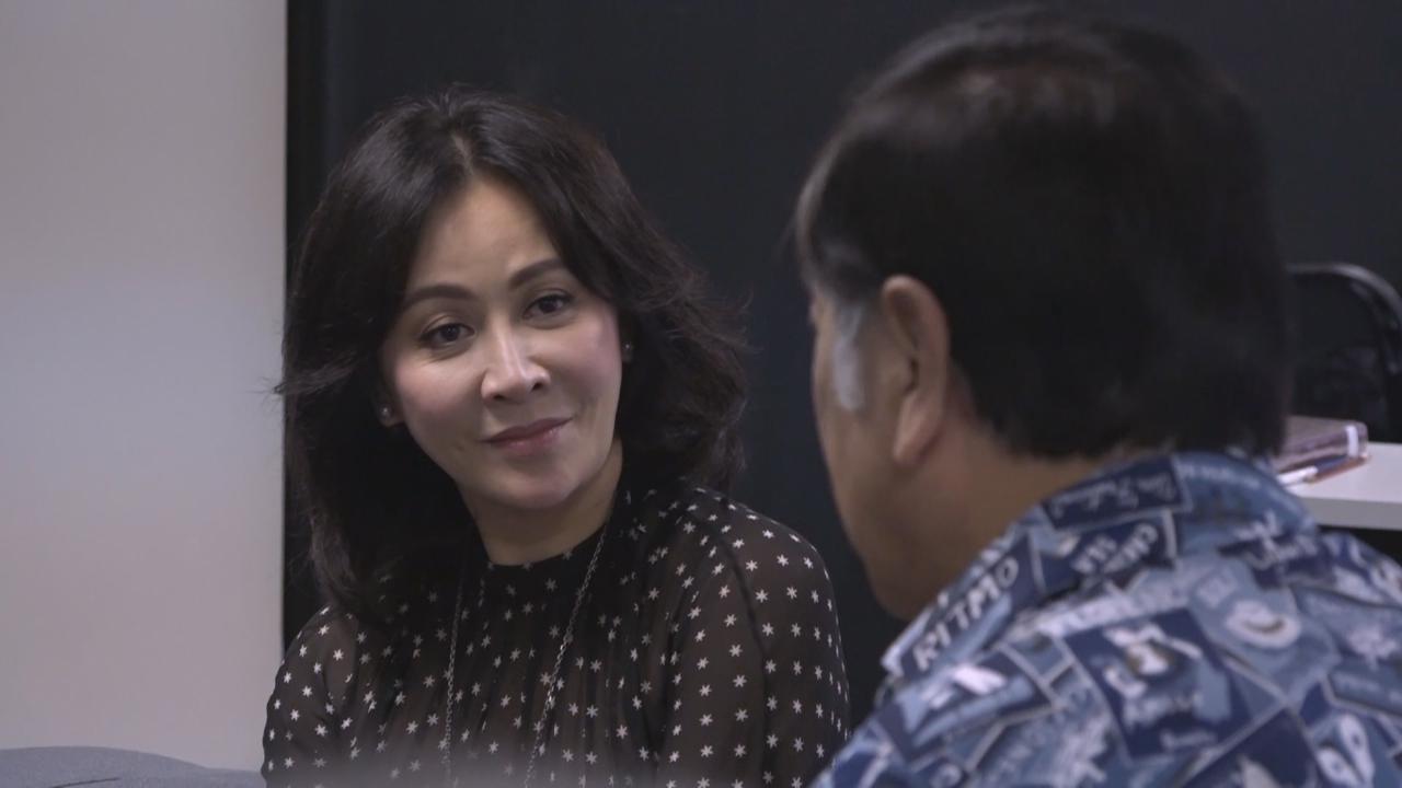 劉嘉玲為舞台劇綵排 稱老公偉仔有意探班