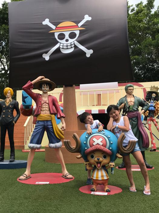海賊王Summer Park 2018