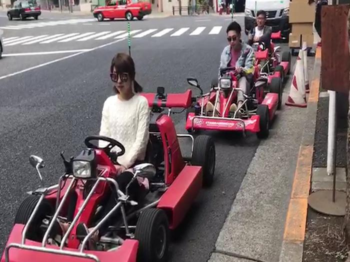 Ben Sir睇樓團 東京上車外傳之Bella 6號街頭舌戰
