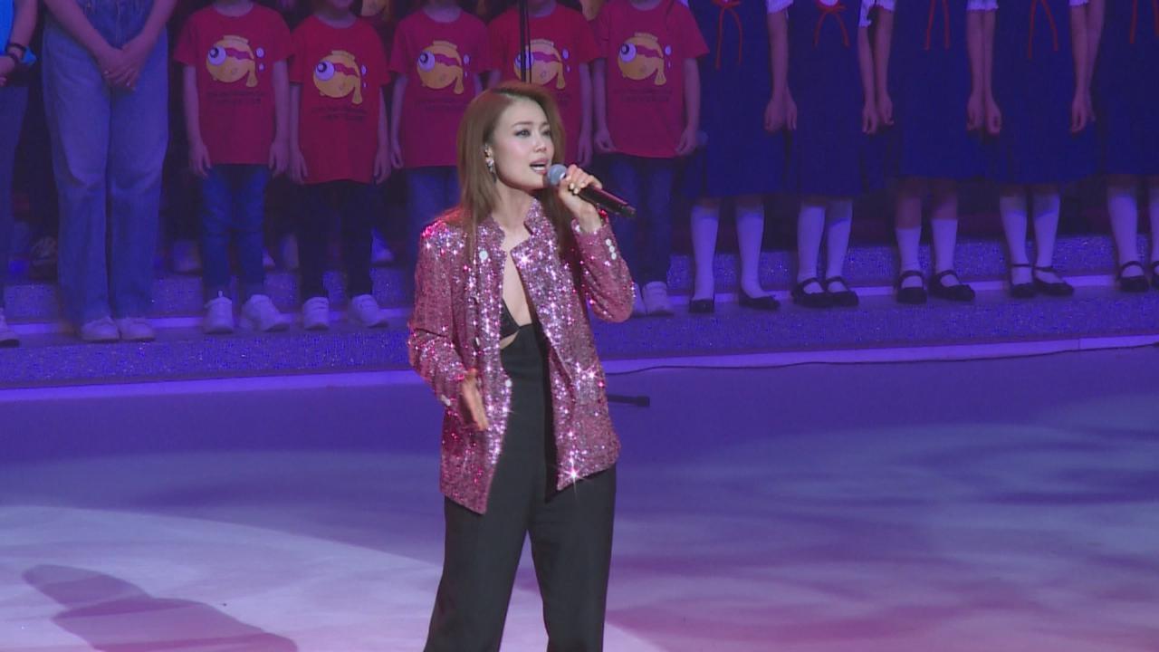 容祖兒飛日本欣賞偶像演出 為出道20周年個唱做足準備