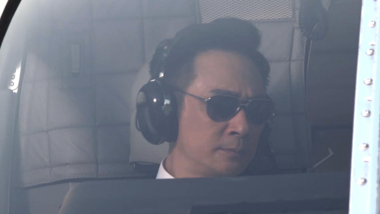 (國語)吳鎮宇拍廣告再度演飛機師