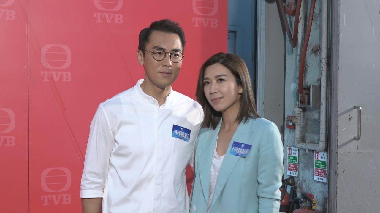 宣傳新劇十八年後的殺人告白 黃智雯期待與譚俊彥合作