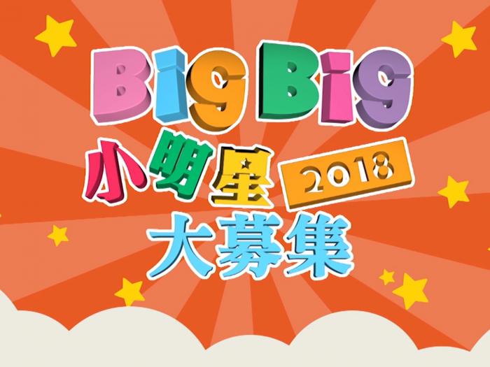 Big Big 小明星2018 大招募