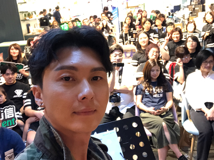 Vincent Wong birthday live charity for orbis part 2