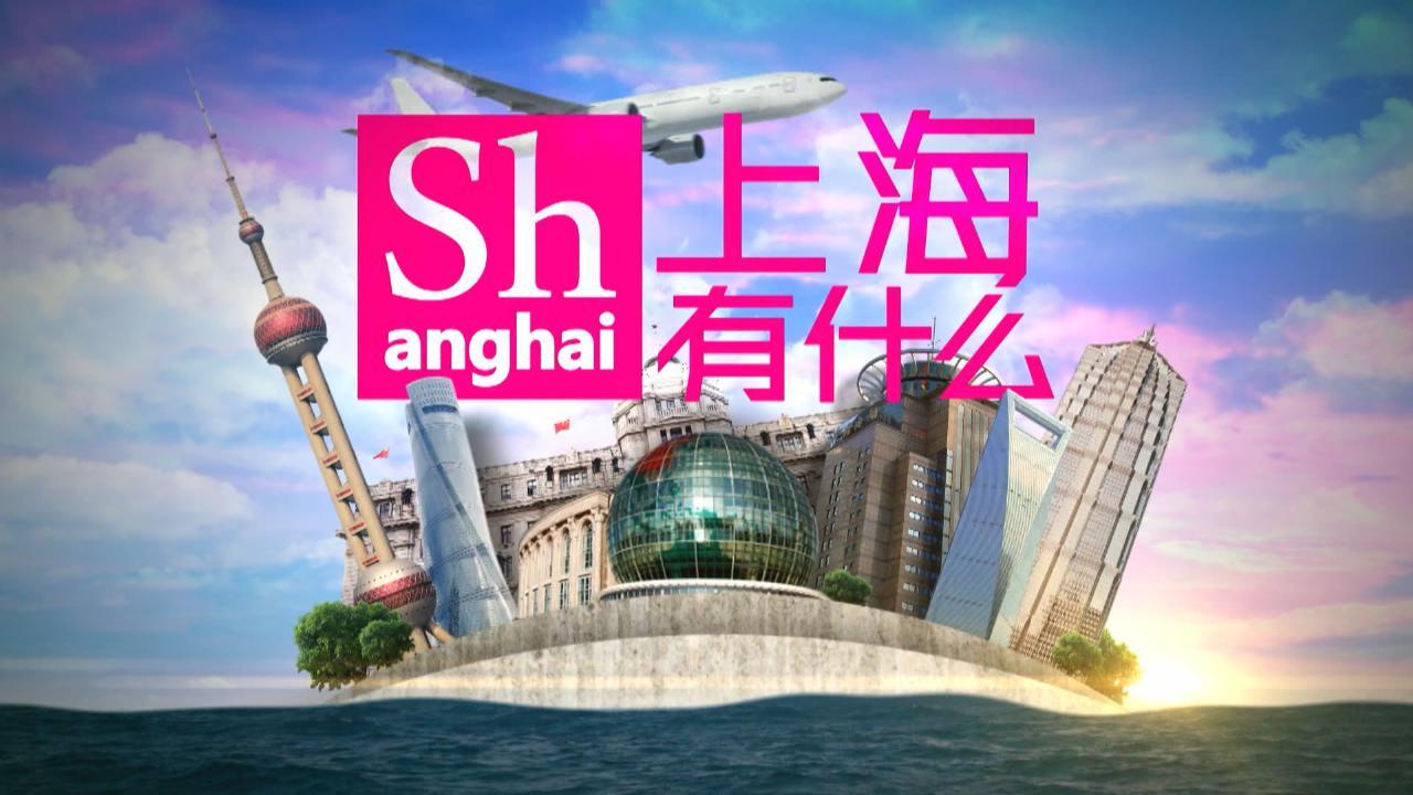(國語)上海有什麼
