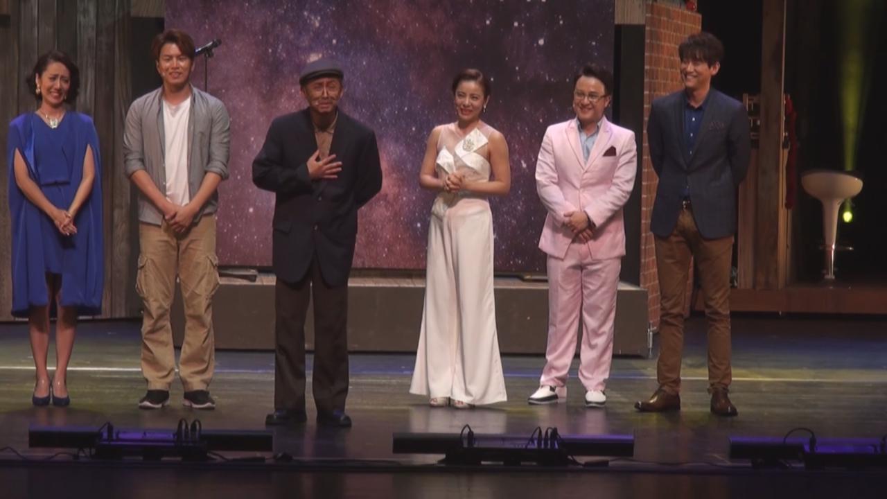 丁噹預演舞台劇 含淚唱情歌展功力