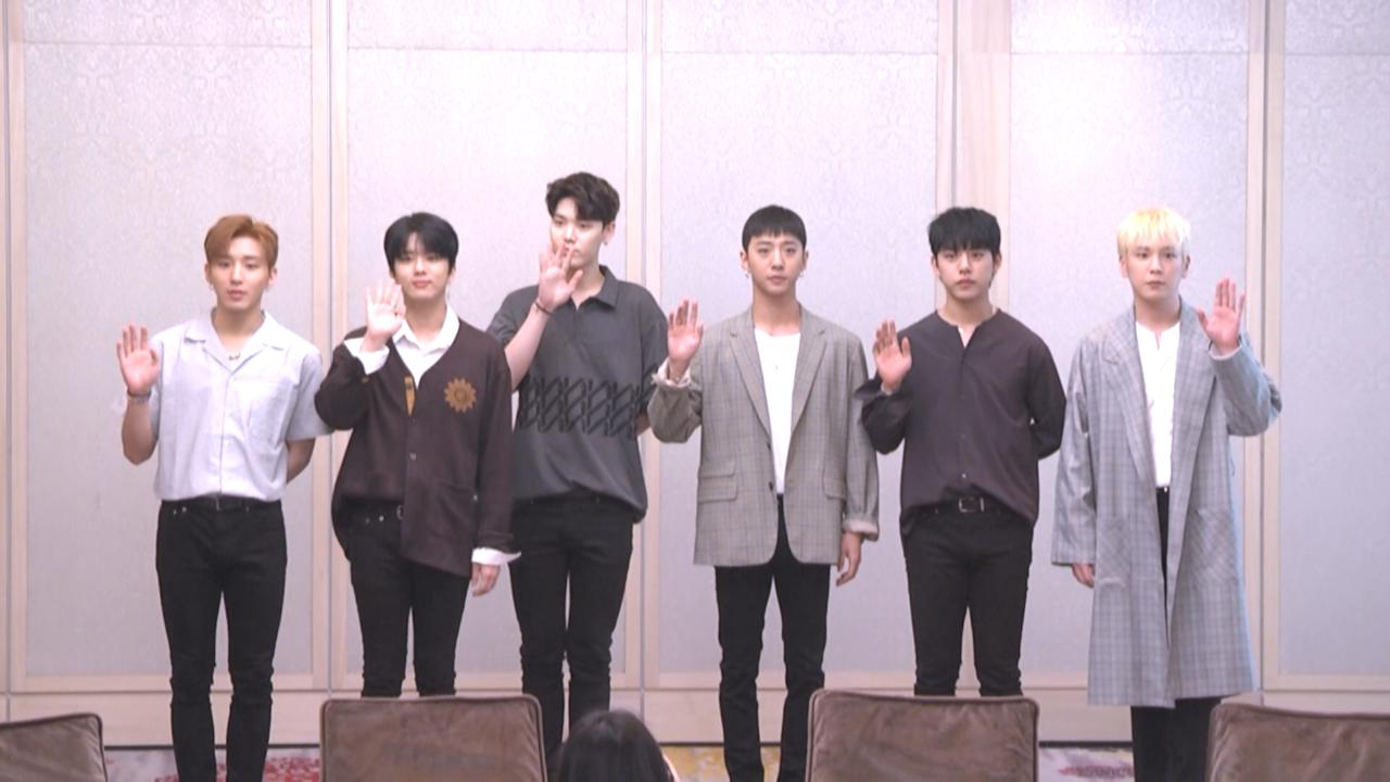 B.A.P六度訪台感覺親切 難忘台灣歌迷赴韓應援