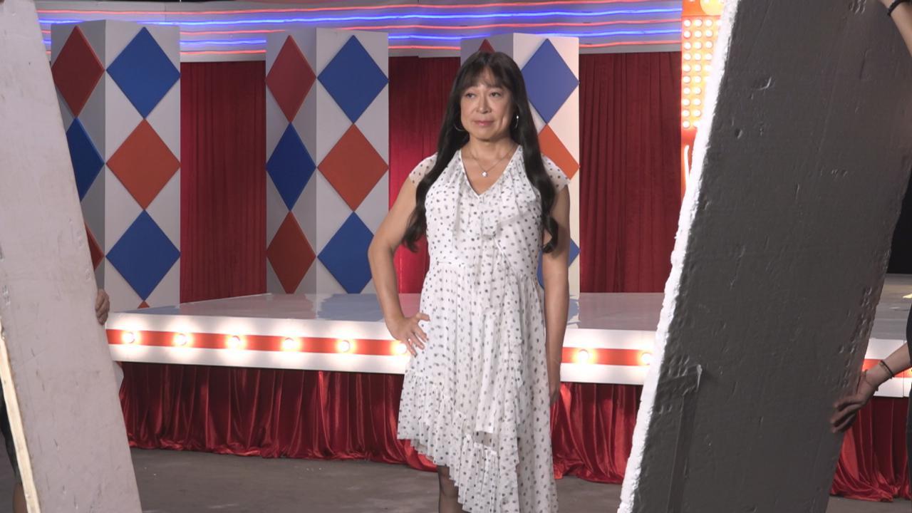 反串扮女人拍攝廣告 詹瑞文扮女聲過足戲癮