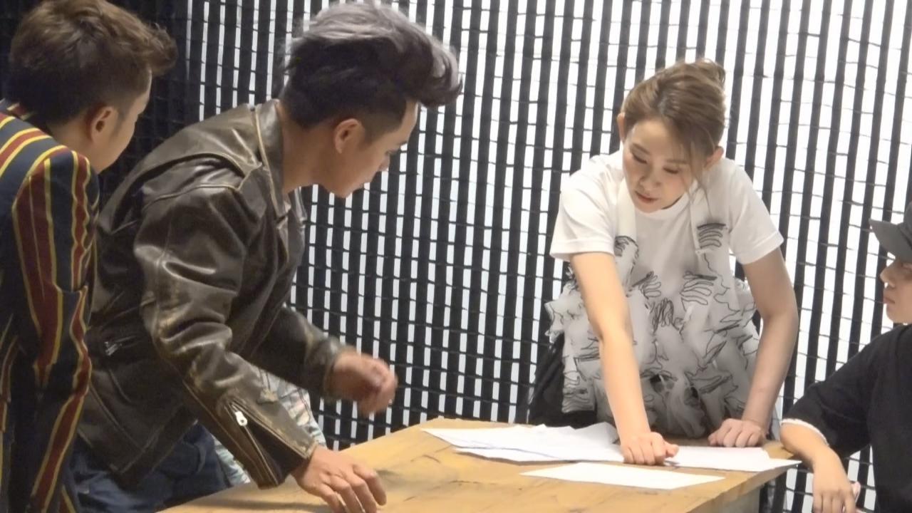 自編自導自演新歌MV 王菀之分享作品概念