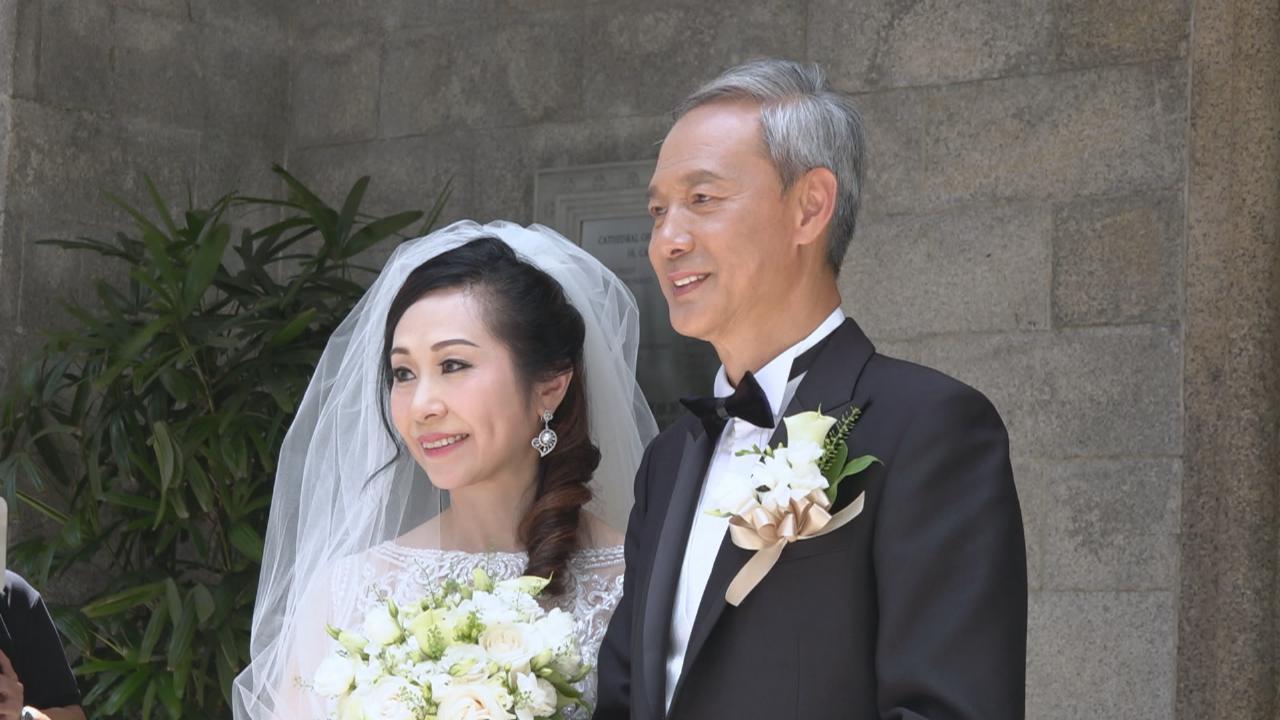 (國語)陳榮峻吳香倫舉行婚禮 二人分享新婚喜悅