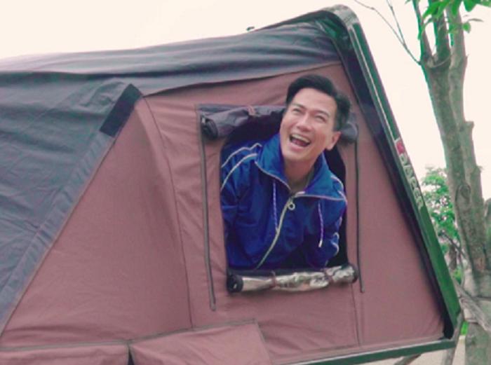 去台北要露營?
