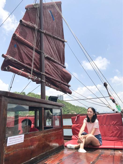親子遊船河鴨靈號