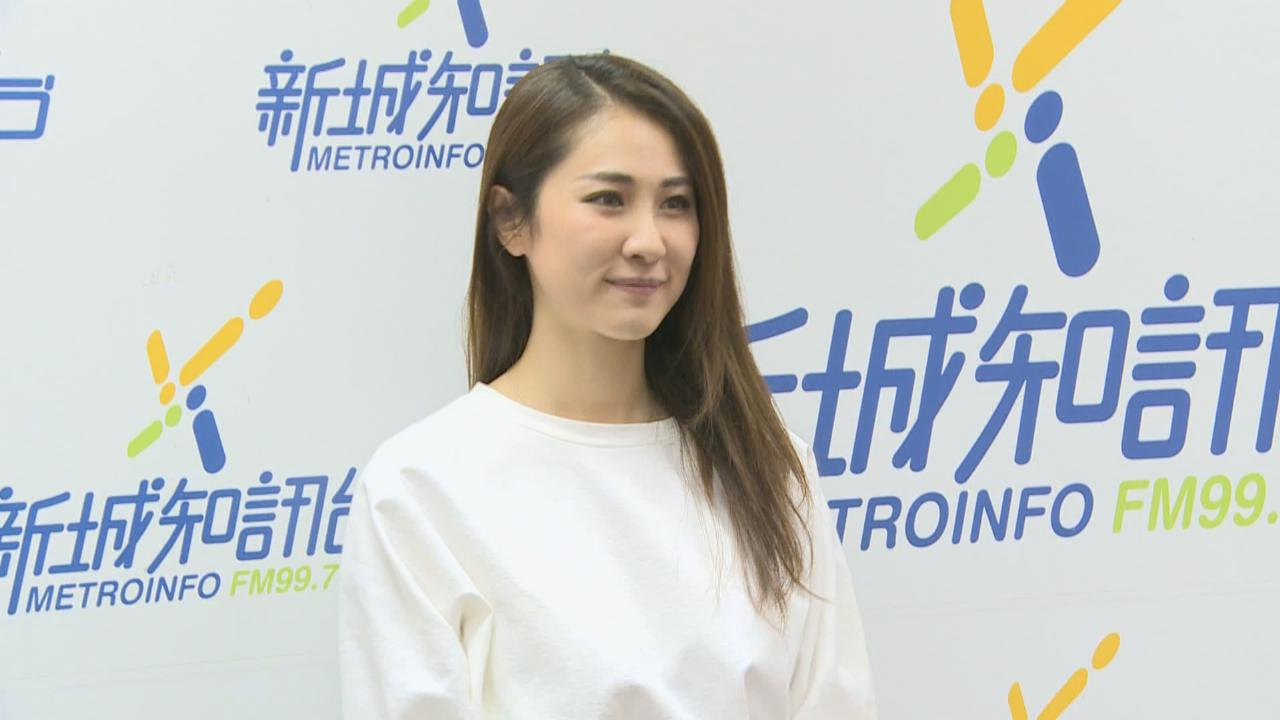(國語)日本工作行程緊湊 石詠莉感謝工作人員零怨言