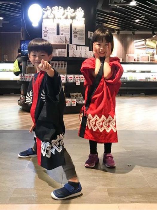 體業體驗日本超市小店員