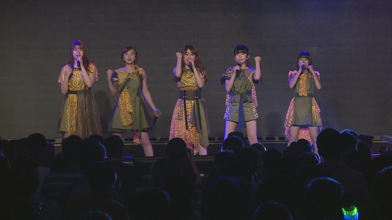 LittleGleeMonster首次來港開音樂會 五人落力獻唱大晒靚聲