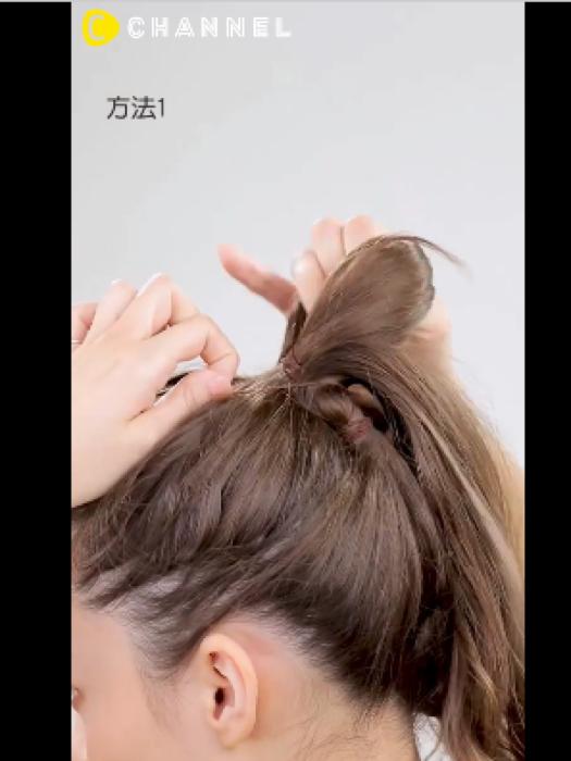 再怎麼跳都不會散開!地表最強3種髮型固定法