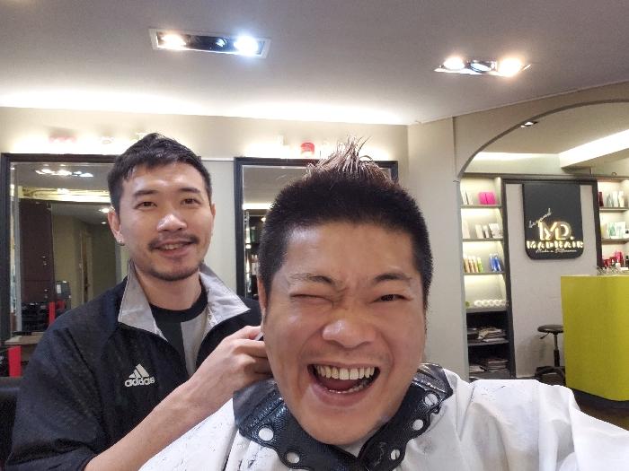 剪個靚髮???