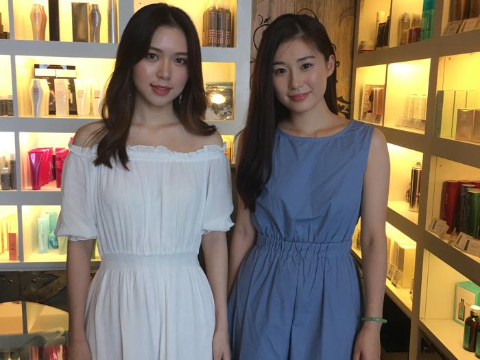 香港小姐 亮麗造型登場2