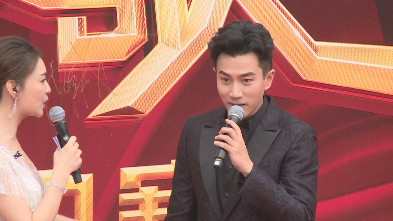 劉愷威對幫唱嘉賓賣關子 笑言獲囡囡加油打氣
