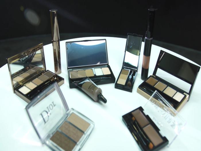 【今期流行】大龍鳳測試眉妝產品