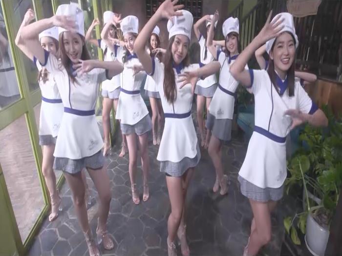 美女廚房MV第二彈