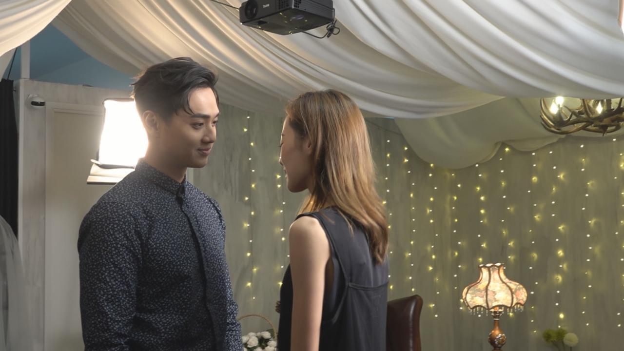 鄭俊弘為新歌拍攝MV 解構作品故事內容