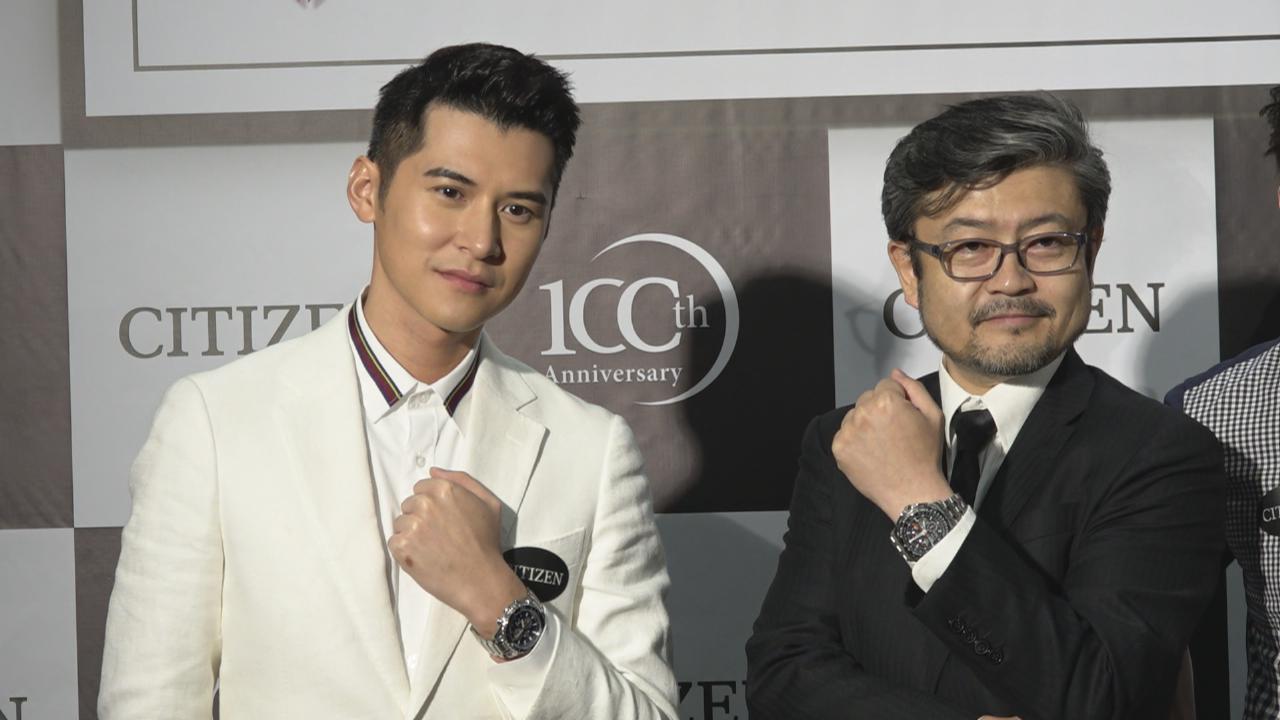 陳家樂有幸與劉德華合作拍戲 獲偶像親自指導感興奮