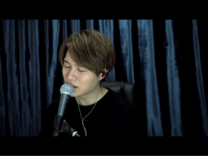梁靜茹 - 勇氣 cover version by 胡鴻鈞 Hubert Wu