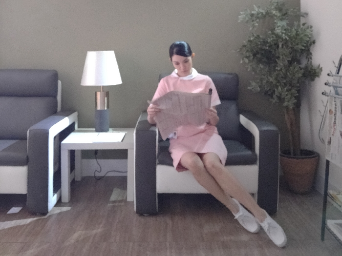 丁樂鍶@護士休息緊~