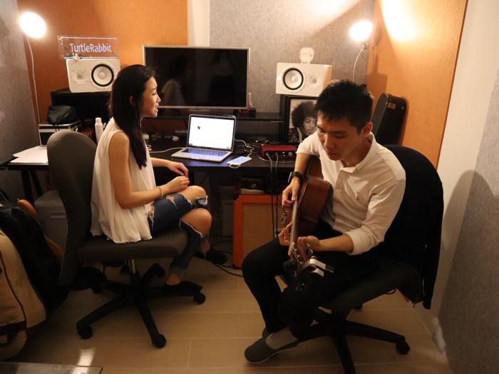 15號 陳苑澄@Me singing